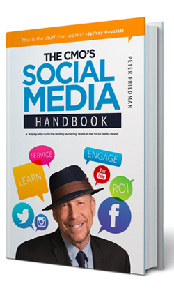 The CMO's Social Media Handbook